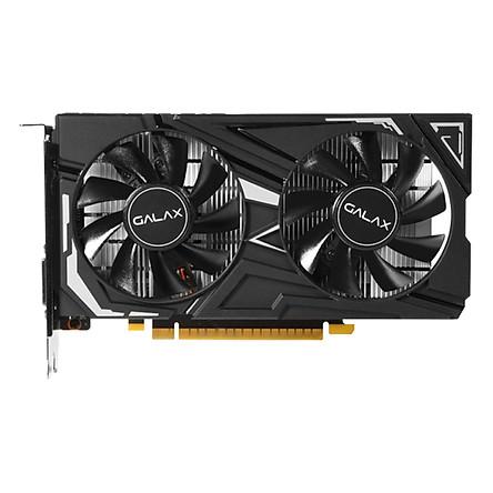 Card Màn Hình VGA Galax GeForce GTX 1650 EX (1-Click OC) 4GB GDDR5 65SQH8DS08EX Galax - Hàng Chính Hãng