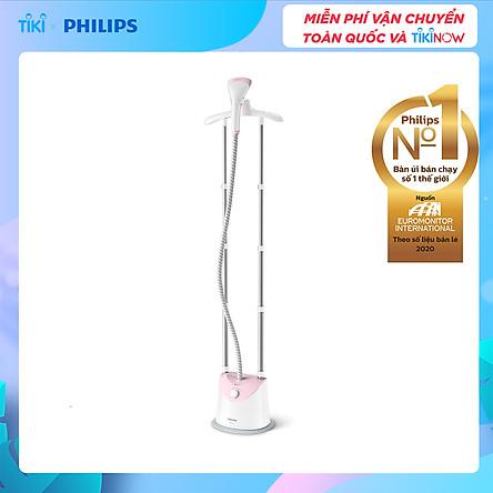 Bàn ủi hơi nước đứng Philips GC485/49 - Hàng Chính Hãng