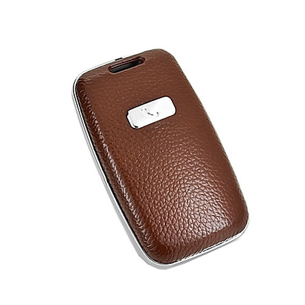 Leather Car Key Case For Land Rover Range Rover Evoque Freelander 2 Discovery 3/4 Jaguar XF Car Key Cover Shell Car Keychain