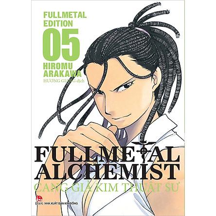 Fullmetal Alchemist - Cang Giả Kim Thuật Sư - Fullmetal Edition Tập 5