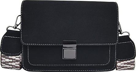 Túi đeo chéo nữ dáng hộp dây thổ cẩm cao cấp