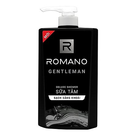 Sữa tắm Romano Gentleman