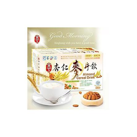 Thức uống yến mạch hạnh nhân King Kung 28 gói/ hộp