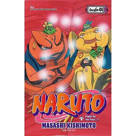 Naruto - Tập 44: Truyền Thụ Tiên Thuật…!!