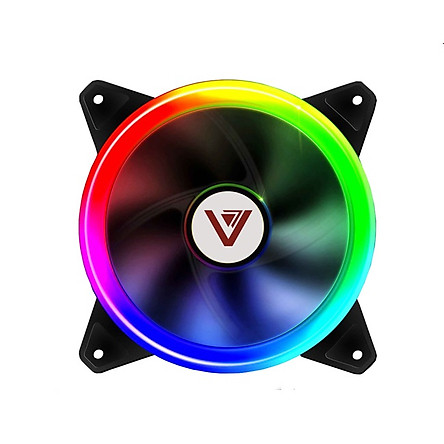 Fan Case V202B LED RGB