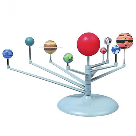 Mô hình 3D Hệ Mặt Trời (12 x 29cm)