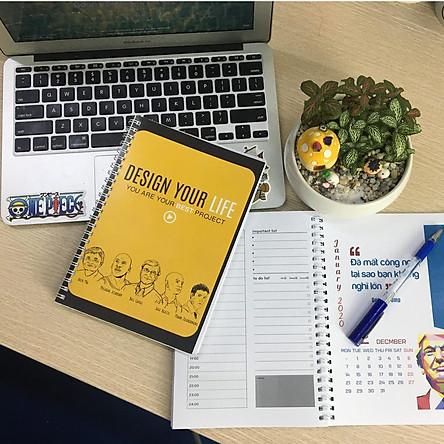 Sổ tay lập kế hoạch Planner