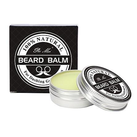 Dầu Dưỡng Râu Beard Balm Beard Conditioner Dành Cho Nam Giới Thành Phần Tự Nhiên Để Tạo Kiểu Râu