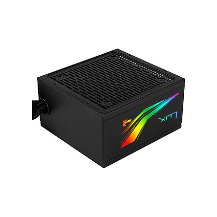 Nguồn máy tính Aerocool LUX RGB 650W 80 Plus Bronze- Hàng chính hãng