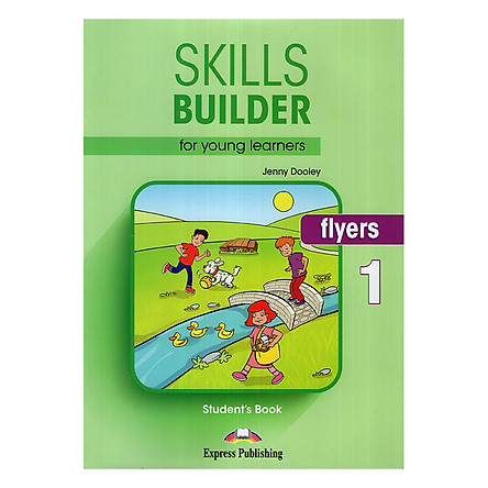 Skills Builder For Young Learners Flyers 1 Student's Book