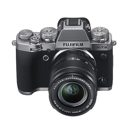 Máy Ảnh Fujifilm X-T3 + Lens 18-55mm (26.1MP) - Hàng Chính Hãng
