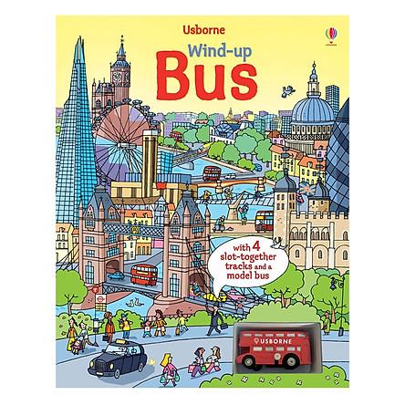 Usborne Wind-up Bus