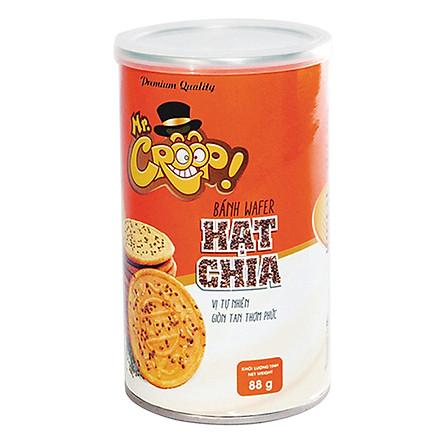 Bánh wafer Côôp Hạt Chia 88g