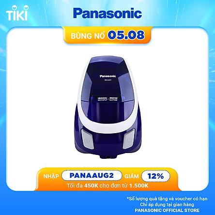 Máy Hút Bụi Panasonic PAHB-MC-CL431AN46 - Hàng chính hãng