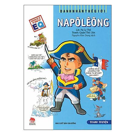 Danh Nhân Thế Giới: Napôlêông (Tái Bản 2019)