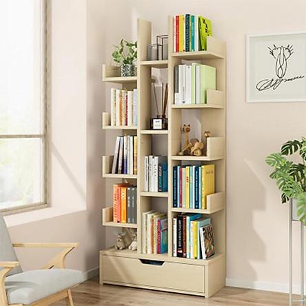 Kệ để sách nhiều ô, tủ sách, giá sách MGK020