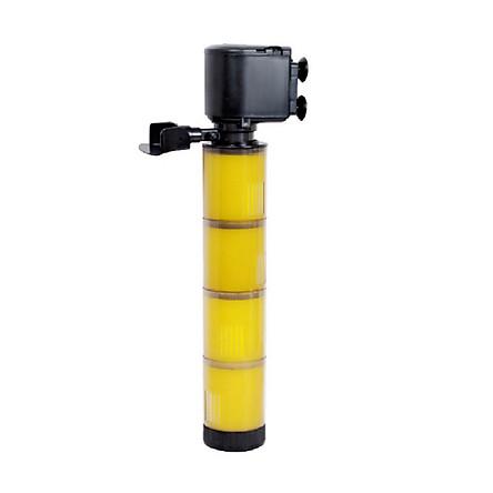 Máy lọc bể cá RS-3320F, máy lọc chìm gắn thành bể 4 bầu lọc tròn (30W 1800L/H)