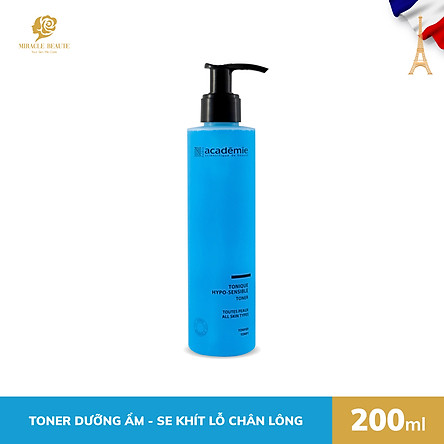 Toner dịu nhẹ - HYPO-SENSIBLE TONER (200ml) - Academie Scientifique de Beaute
