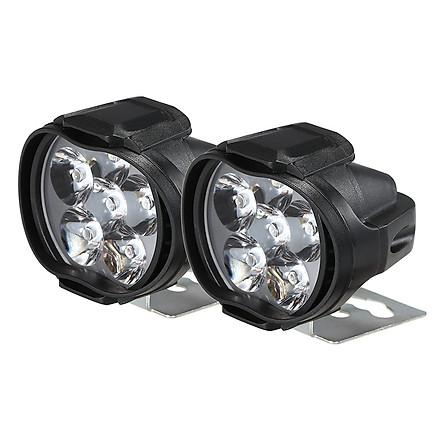 Đèn Pha LED Cho Xe Máy (2 Cái)