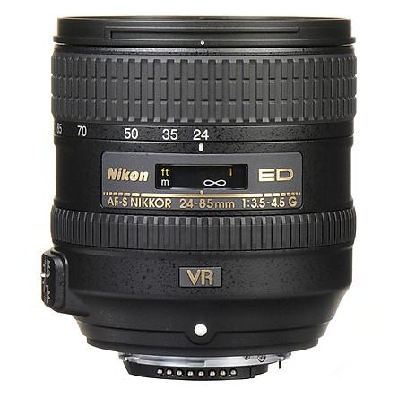 Ống kính Nikon AF-S 24-85mm f/3.5-4.5G ED VR - Hàng chính hãng
