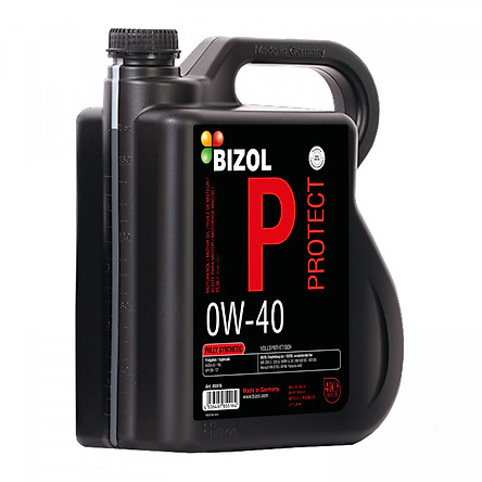 Dầu động cơ Bizol Protect 0W-40 (can 4L)