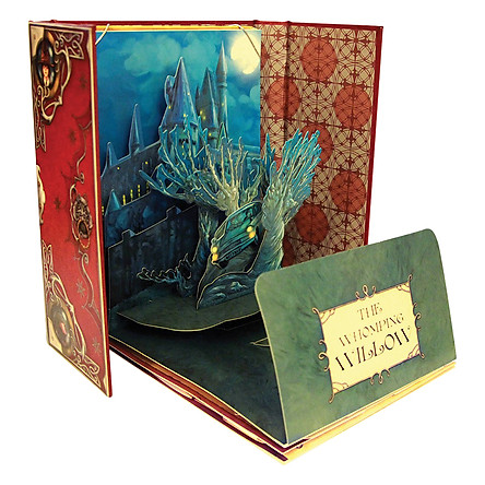Harry Potter: A Pop-Up Gallery Of Curiosities (Hardback) (English Book)