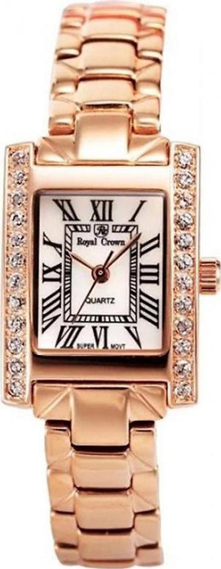 Đồng hồ nữ chính hãng Royal Crown 6306-SS-RG