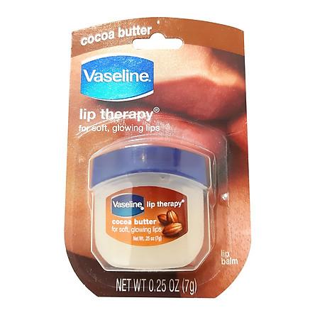 Son Dưỡng VASELINE LIP THERAPY hỗ trợ Trị Thâm Môi 7g USA