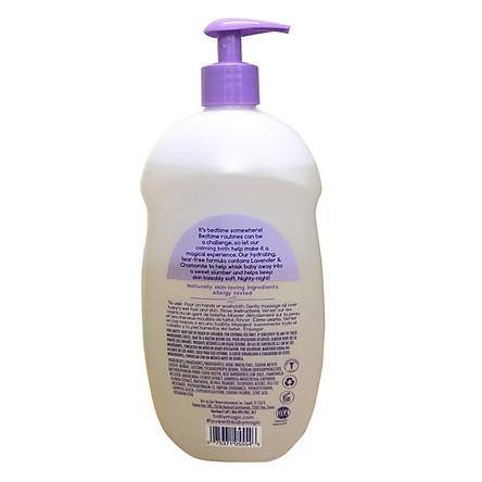 Tắm gội cho bé Baby Magic Lavender 887ml