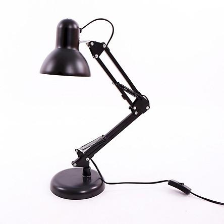 Đèn học, đèn làm việc kẹp bàn có kèm bóng đèn