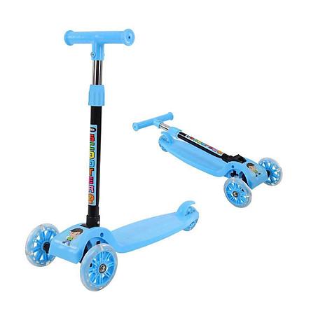 Xe Trượt Scooter 3 Bánh Phát Sáng Cho Bé - Kiểu mới
