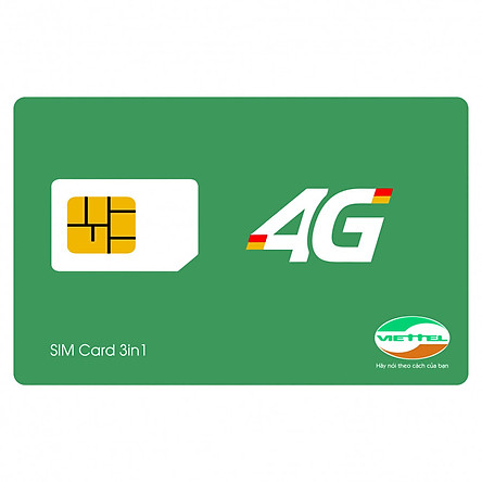 SIM 4G Viettel MT5C Khuyến Mãi 90GB Mỗi Tháng