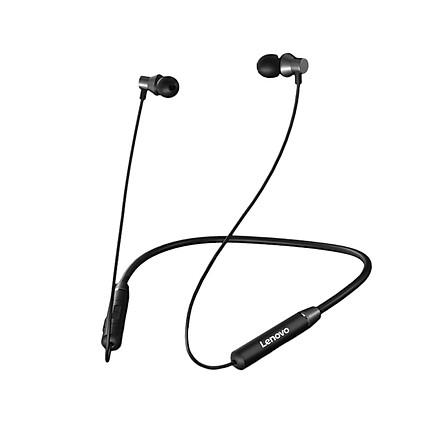 Lenovo HE05 Earphone Bluetooth5.0 Wireless Headset Magnetic Neckband Earphones IPX5 Waterproof Sport Earbud with Noise