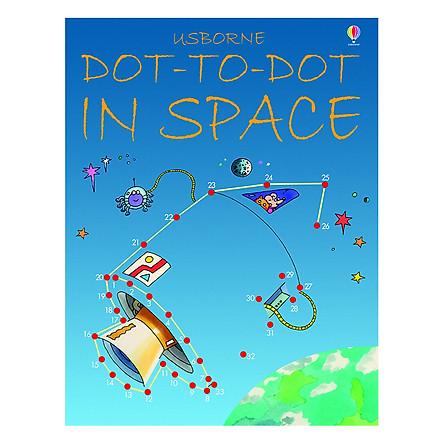 Usborne Dot-to-Dot In Space