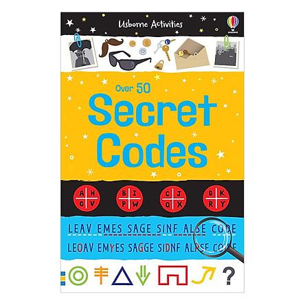 Usborne Over 50 Secret Codes