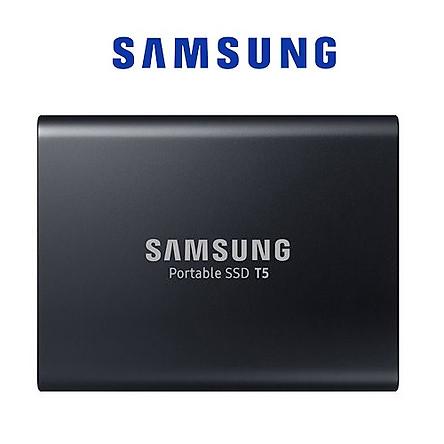 Ổ Cứng Di Động Gắn Ngoài SSD Samsung T5 MU-PA2T0B/AM 2TB - Hàng Nhập Khẩu