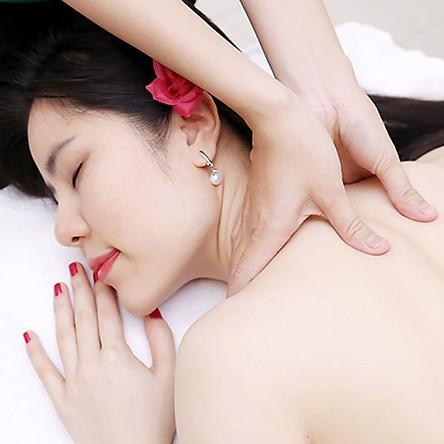 Massage Body Tinh Dầu Dừa Dược Thảo Thư Giản Toàn Thân, Trẻ Hóa Vùng Da Lưng Hiệu Quả Tại An An Spa