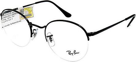Gọng Kính Unisex Rayban RB3947V 2509 (51 22 145) đen