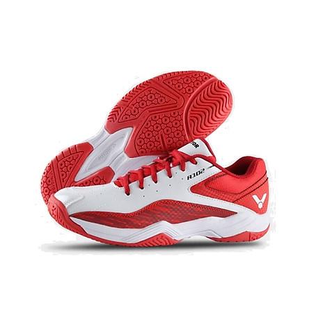 Giày cầu lông Victor A120 hàng chính hãng, có 2 màu lựa chọn, dành cho nam và nữ
