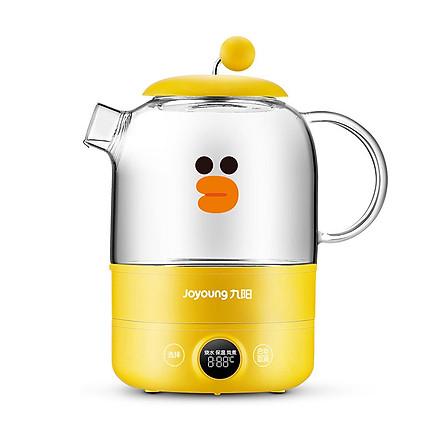 Bình điện pha trà siêu tốc đa chức năng Joyoung phiên bản Line Friend Nhập khẩu Nhật Bản chính hãng