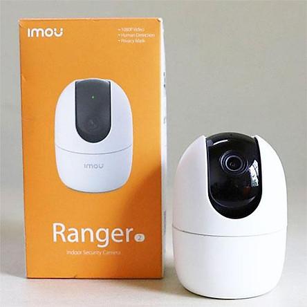 Combo Camera IP Wifi Imou  IPC-A22EP 2.0mpx Full HD 1080p và Thẻ Nhơ Kingston 16Gb/32Gb - Hàng Chính Hãng