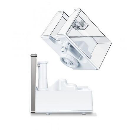 Máy phun ẩm Beurer LB88 Dual (bình chứa 6 lít, phòng 50-60m vuông, hai tính năng phun nóng và lạnh)