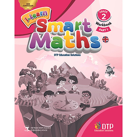 i-Learn Smart Maths Grade 2 Workbook Part 1