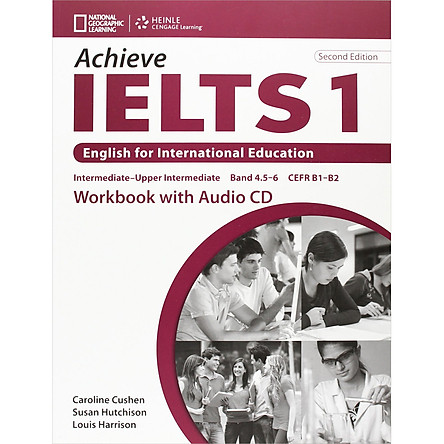Achieve IELTS 1 : Workbook with Audio CD (Second Edition)
