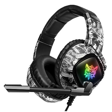 Tai Nghe Chơi Game Cho Game Thủ Chuyên Nghiệp (Headphone Gaming) Onikuma K19 - Hàng nhập khẩu