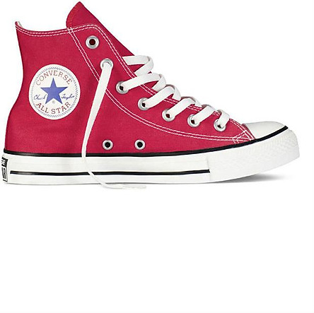 Giày Sneaker Unisex Converse Chuck Taylor All Star Classic Hi - Red