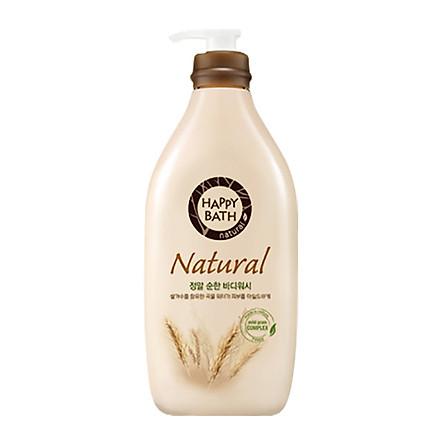 Sữa Tắm Happy Bath Natural Body Wash 900g