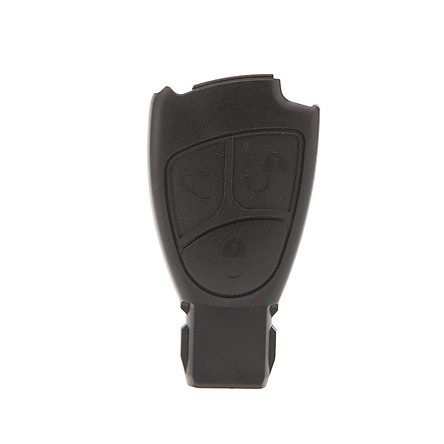 New Replacement Remote Car Fob for Mercedes Benz Key Shell Case 3 Button Key Cover