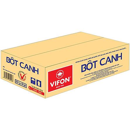 Thùng 40 Gói Bột Canh Vifon (200g / Gói)