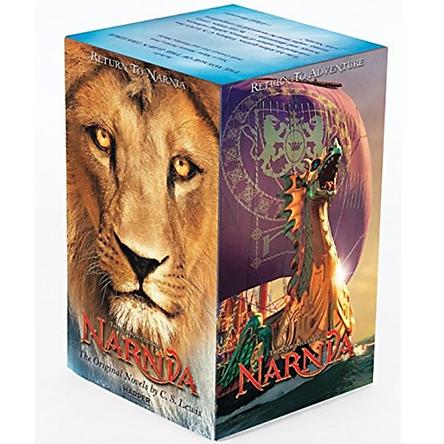 The Chronicles Of Narnia Box Set, 7 Vol